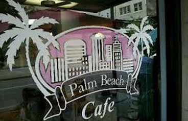 Palm Beach Cafe