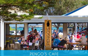 Pengo's Cafe