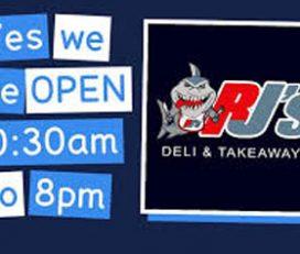 RJ's Deli & Takeaways