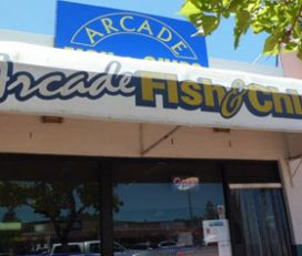 Arcade Fish & Chips Shop
