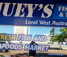 Dhuey's Fish Market and Takeaway