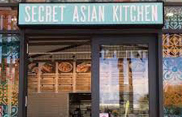 Secret Asian Kitchen
